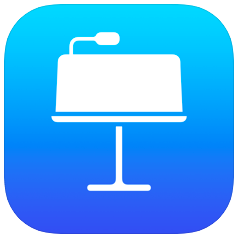 Keynote is a free tool from Apple that allows sales professionals to create captivating presentations on the go