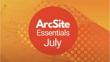 ArcSite Essentials July 2020